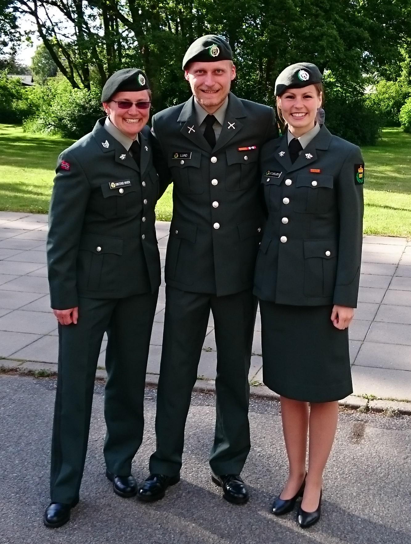 Gunn Heidi, Kim-Andre og Ingrid